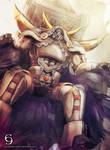 Commission: D/D/D Oblivion King Abyss Ragnarok