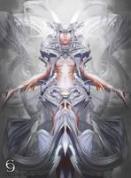 Angel by andytantowibelzark