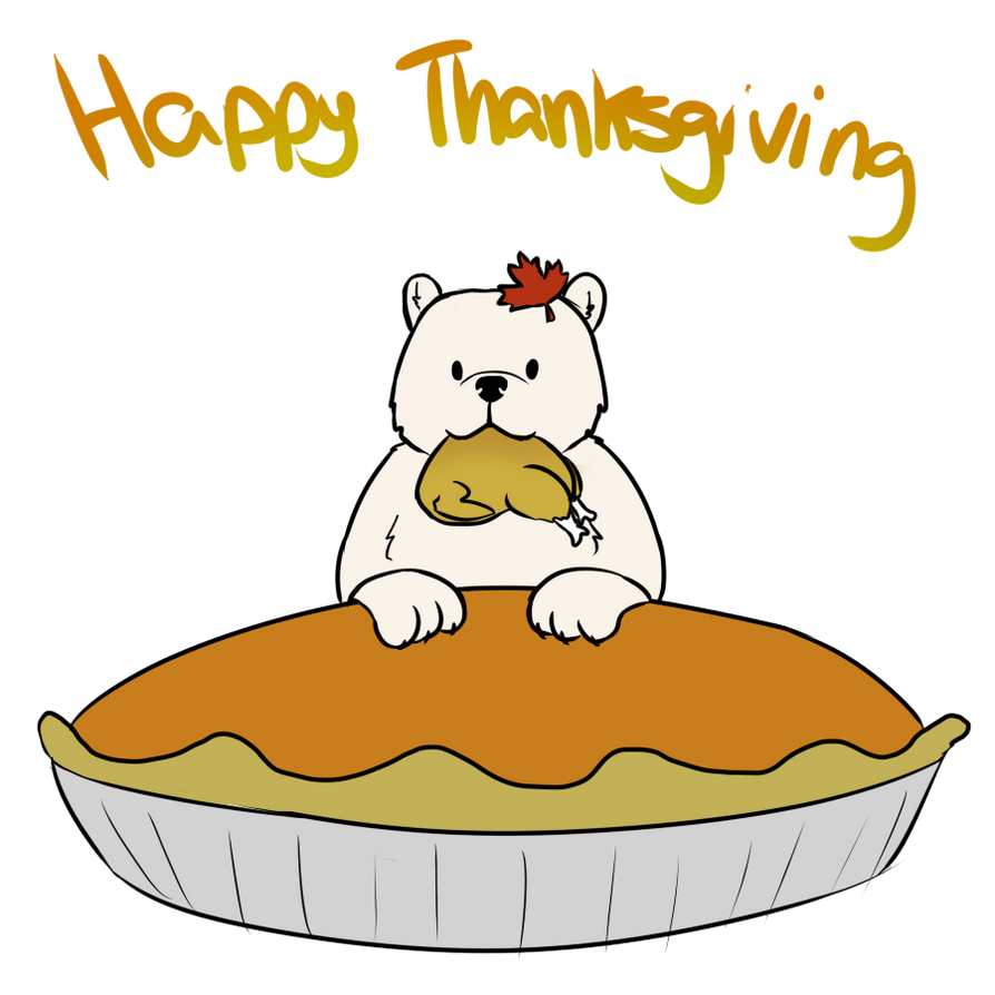 Happy (Canadian) Thanksgiving! by ChocolateMilkLOL