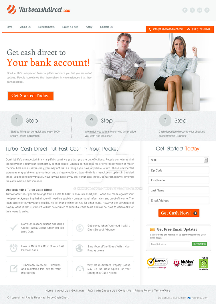How do those cash advance places work image 9