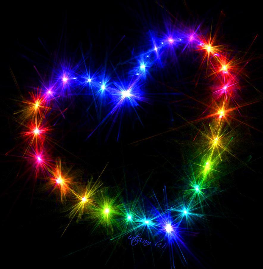 Glittery Heart By Iatissam On DeviantArt