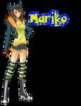 Pokemon Trainer .: Mariko:.