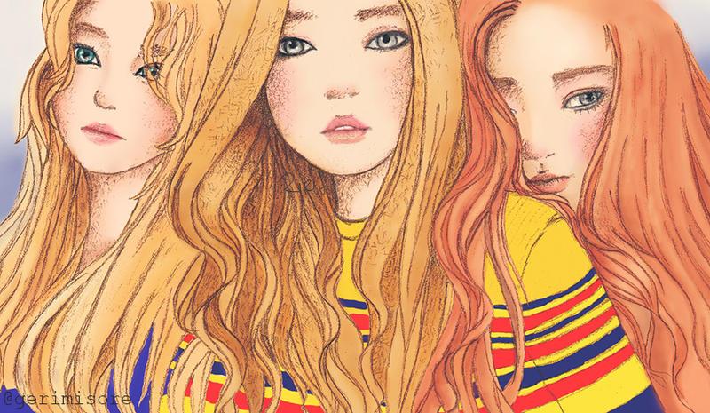 Red Velvet. by ririss