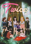 For TWICE's 1st Anniversary project.