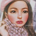 Winter girl.