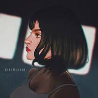 Sarah. by ririss
