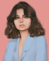 Felicity Jones.