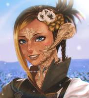 [Comm] Izumi. by ririss