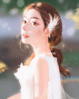 White Swan. by ririss