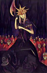 Aldrich, Devourer of Gods