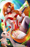 Miss Fortune.NSFW Optional