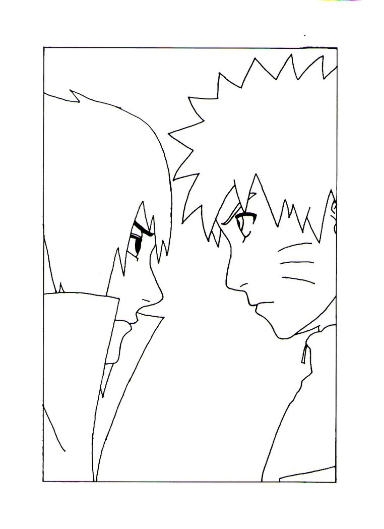 Naruto Dibujo Facil