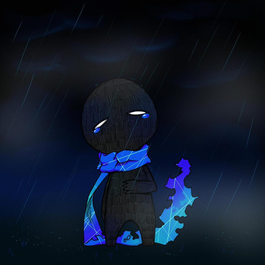 Sad ikzan by ikzan