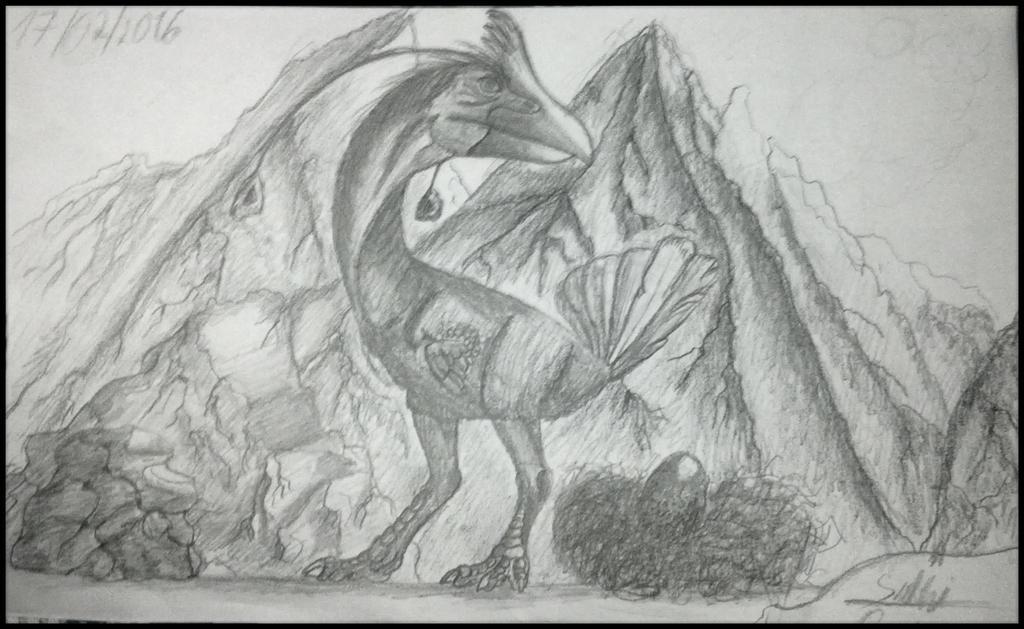 (Insertar nombre a esta obra) by MegaSpinax341