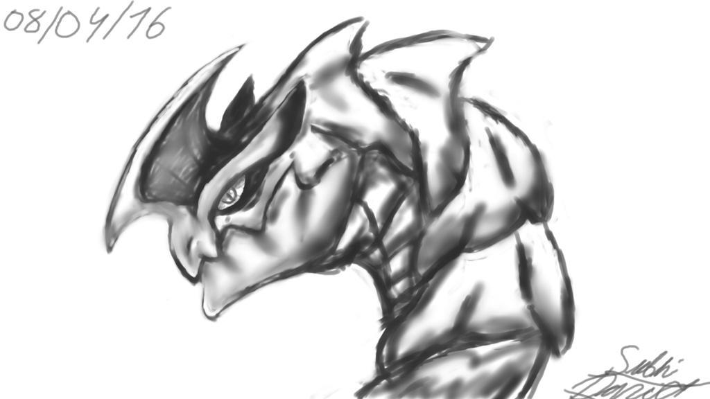 Kaiju by MegaSpinax341