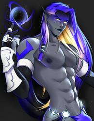 Villain OC by GasaiV