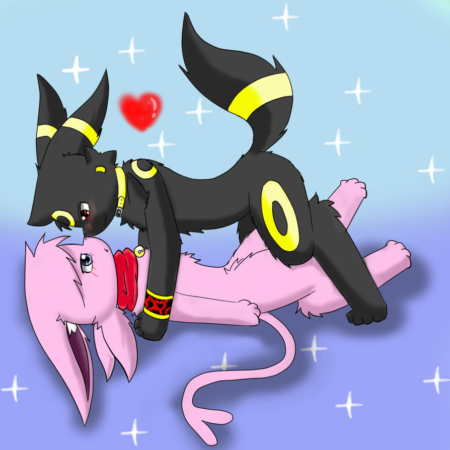 Umbreon and Espeon 8 by FireEagle2015 on DeviantArt