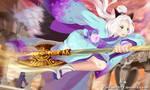 KoriNoOkami [Commission] by FireEagle2015