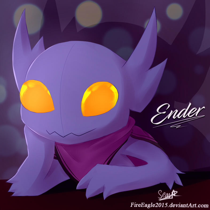 Little Ender [Commission] by FireEagle2015