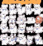 20 Shade of LyricWulf [Mine - Meme Video] by FireEagle2015