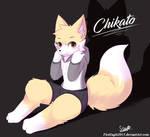 Chikato [Art Gift] by FireEagle2015