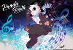 PandaTooth[FanArt](Speedpaint) by FireEagle2015