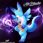 Saxxy Alto [Commission] by FireEagle2015