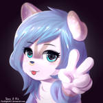 Rayne [Commission] (Speedpaint) by FireEagle2015