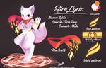 LyricWulf Fire Form by FireEagle2015