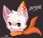 BitWolf [ArtGift] by FireEagle2015