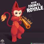 Super Hellfire Skullcat [FanArt] by FireEagle2015