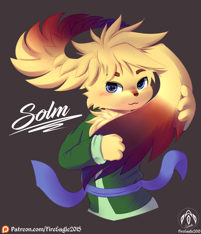 Solm [Prd] by FireEagle2015