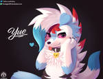 Yue [Commission] (Speedpaint) by FireEagle2015