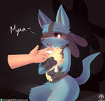 A good Lucario [P Release] by FireEagle2015