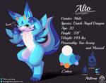 Alto [Commission] by FireEagle2015