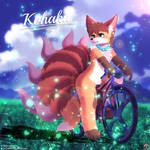Wonderful day to ride [Commission] by FireEagle2015