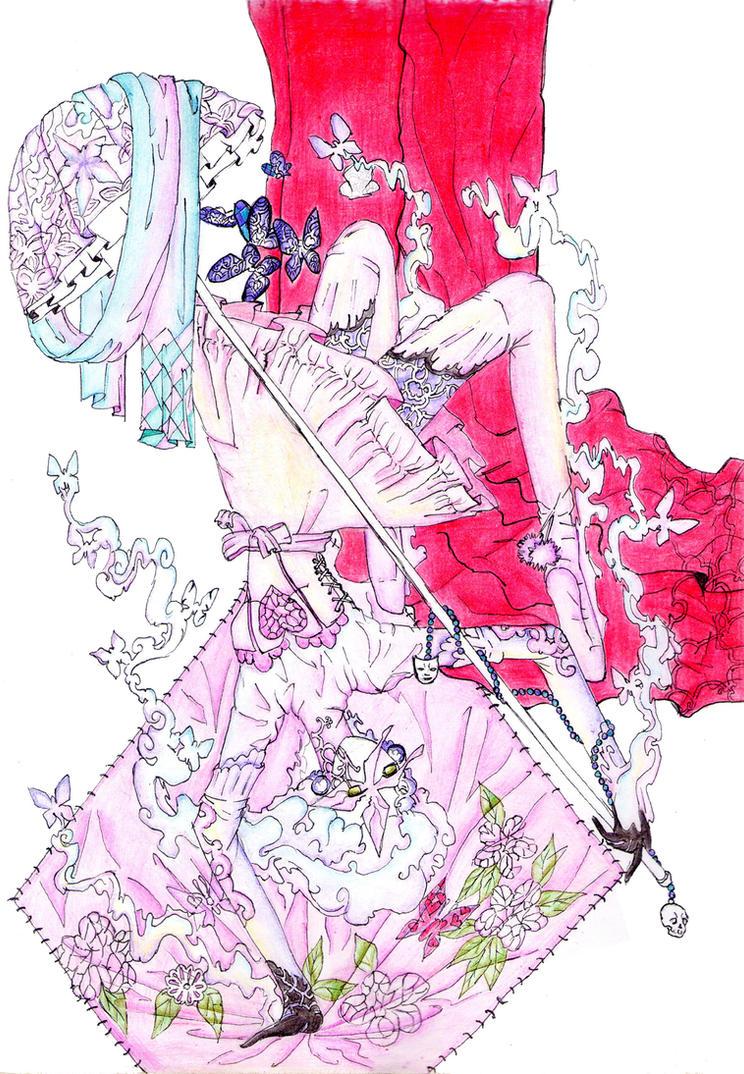 Ballerina Mist by ryuukoelric
