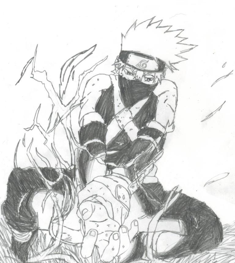Naruto Kid Kakashi Chidori   www.pixshark.com - Images ...