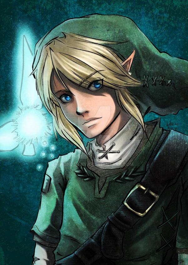 .Link. by wonder-kya