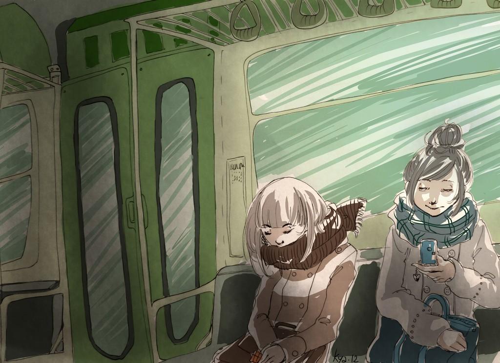 Metro - Dodo by kya-san