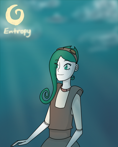 Entropy by robustdraws
