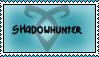 Shadowhunter Stamp by NightmareHuntress