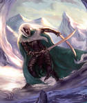Drizzt close_up by CarstenO