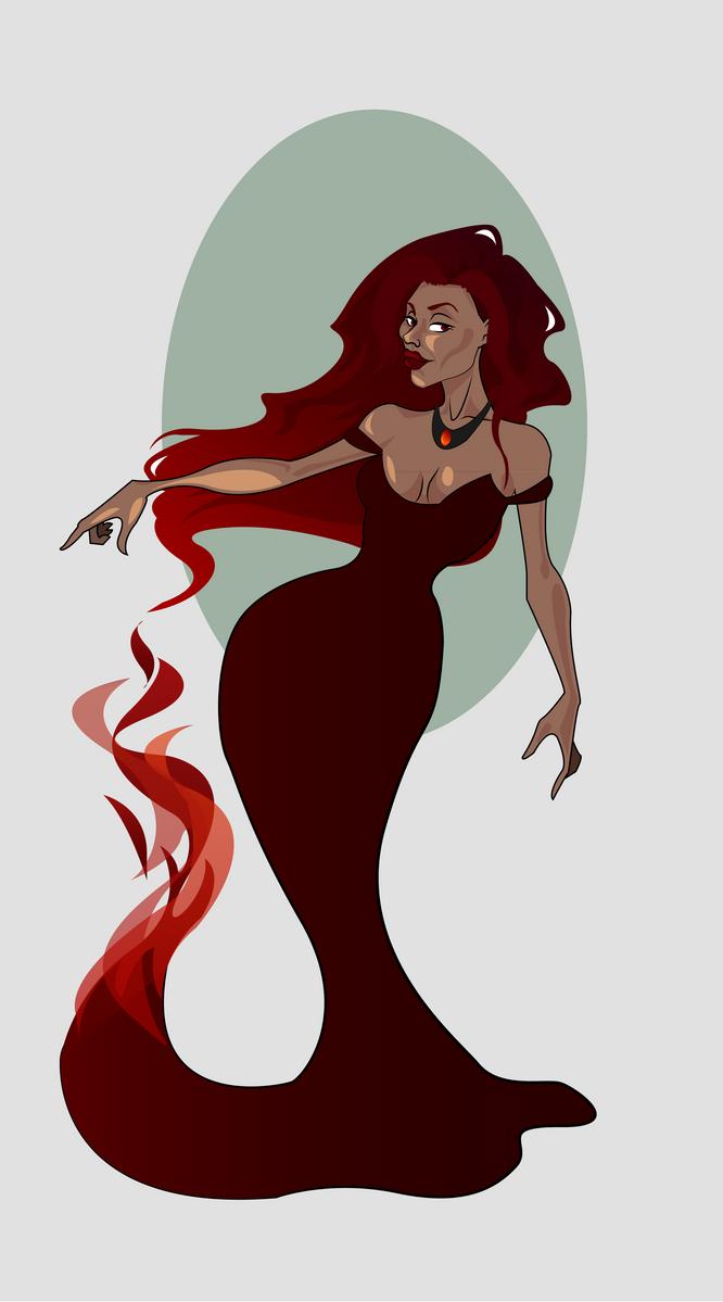 Melisandre by Jilue