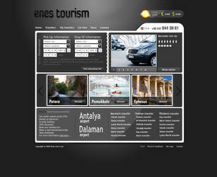 Enes Rent a car Tourism by Esintitasarim