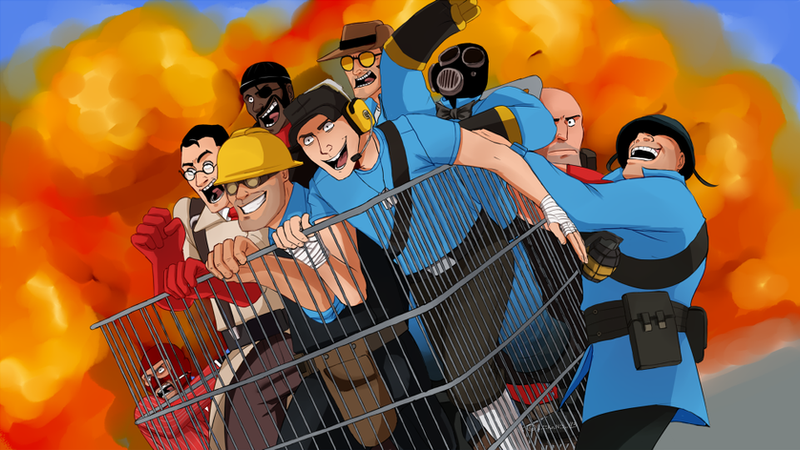 Team Jackass 2 by K1S3K