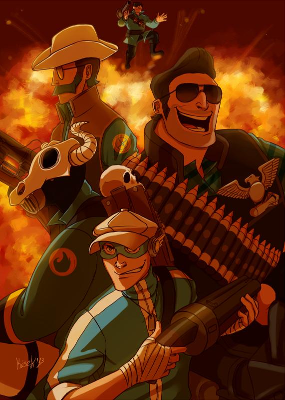Kaboom, motherfuckers. by K1S3K