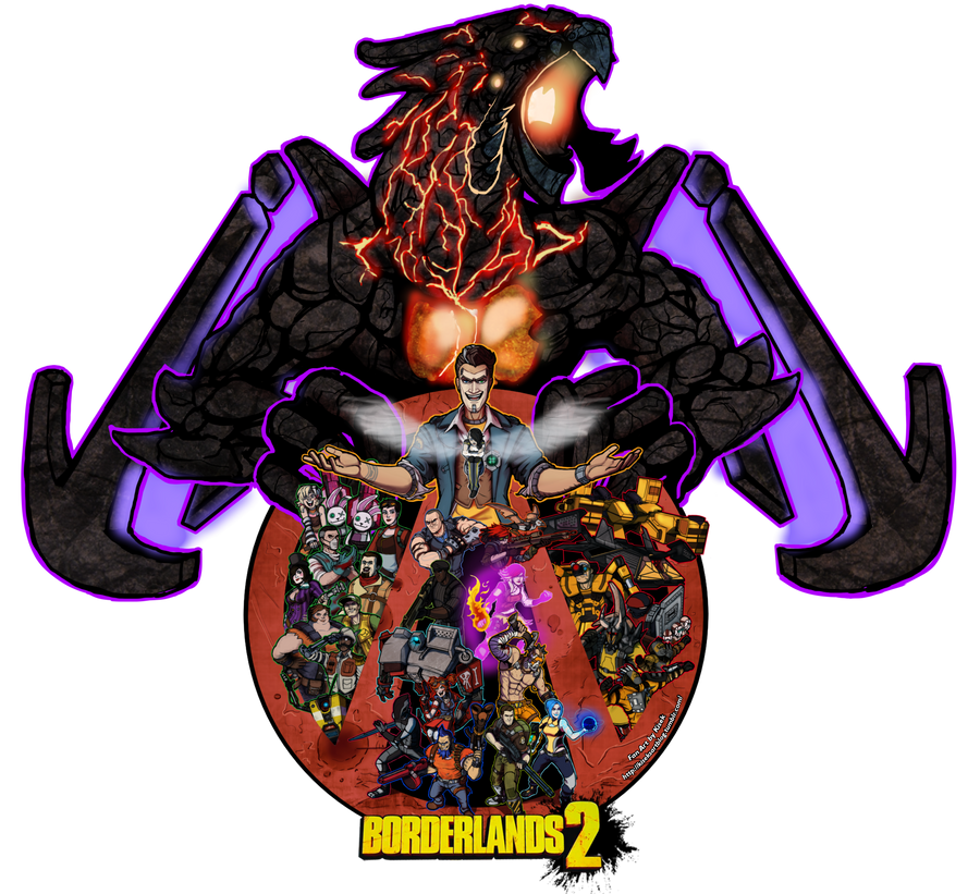 Welcome to the Borderlands - ver.1 by K1S3K