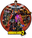 Welcome to the Borderlands - ver.2