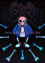 Bad time by K1S3K